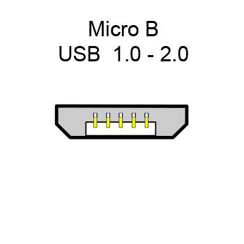 Micro USB Tipo B