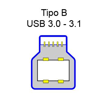 USB impresora
